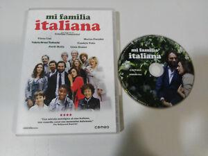 MI-FAMILIA-ITALIANA-CRISTINA-COMENCINI-JORDI-MOLLA-DVD-ESPANOL-ITALIANO