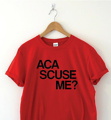 Aca Scuse Me Womens Ladies Funny T-Shirt