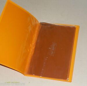 ALBUM-PHOTOS-KODAK-Images-couleur-orange-Objet-Publicitaire-KODAK