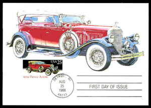 Details Zu Usa Mk Auto Oldtimer Classic Cars Pierce Arrow Maximumkarte Maxi Card Mc Cm Aa84