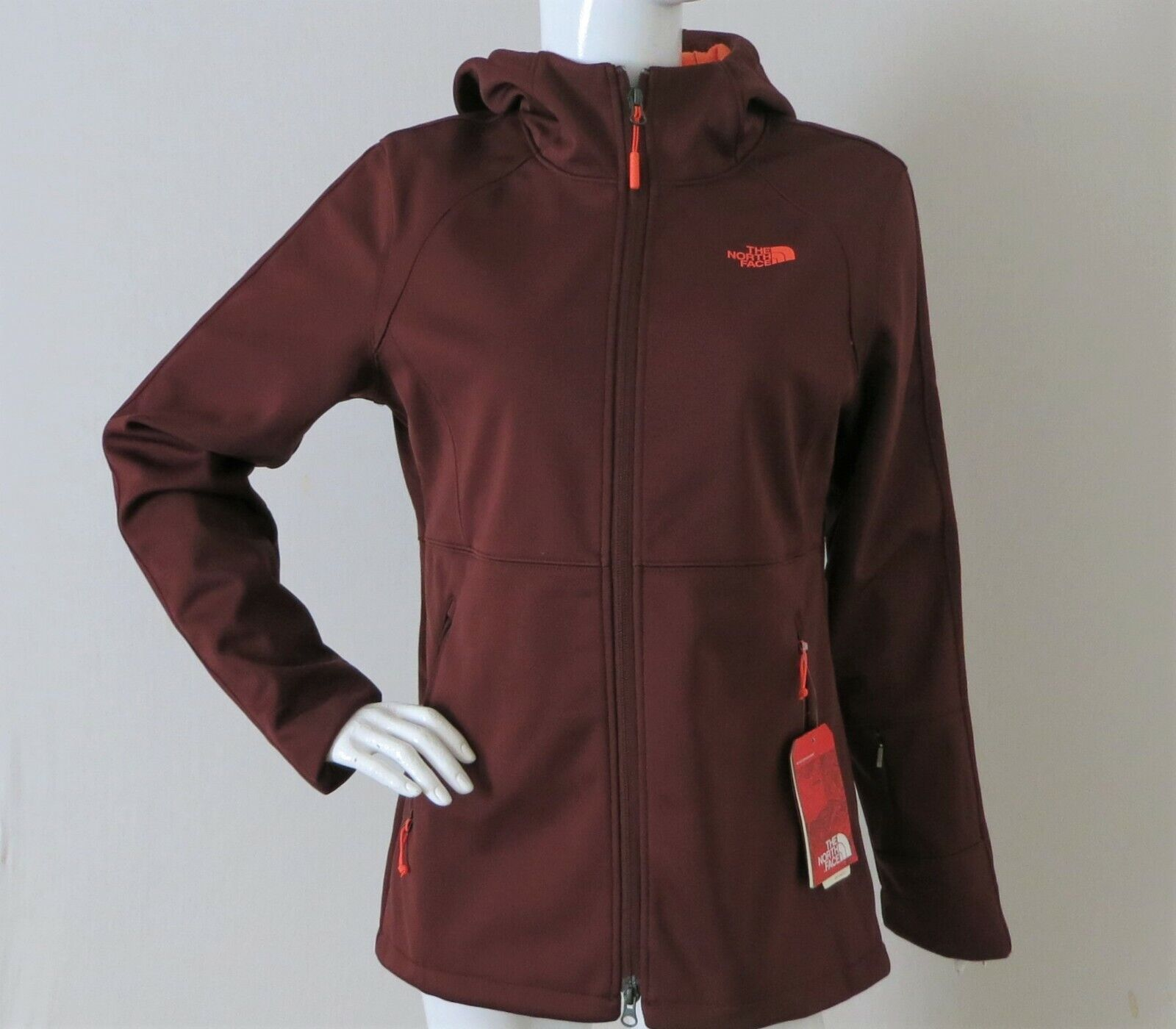The North Face Women/'s Apex Risor Jacket TNF Black Sz S-L NEW!