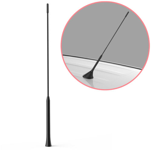 STAB-ANTENNE Original N24 KFZ AUTO 40cm Smart Coupe ForFour ForFwo For4