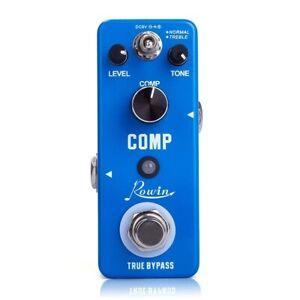 Rowin-Pedale-Comp-Effect-per-Chitarra-Compatta-Compressor-M2Z9