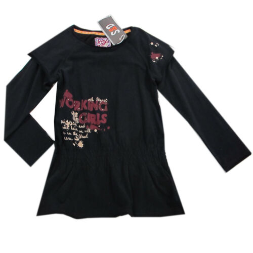 S/&d by Libel Filles Shirt Tunique Manches Longues Taille 128,140,152,164