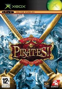 Sid-Meier-039-s-Pirates-Xbox-compatible-1st-clase-Xbox-One-Super-Rapido-ofrecer