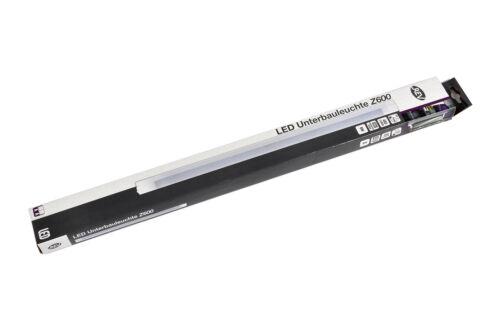8 W 480im Rev-Chevalier GmbH DEL Lampe Base z600 60 cm blanc avec interrupteur