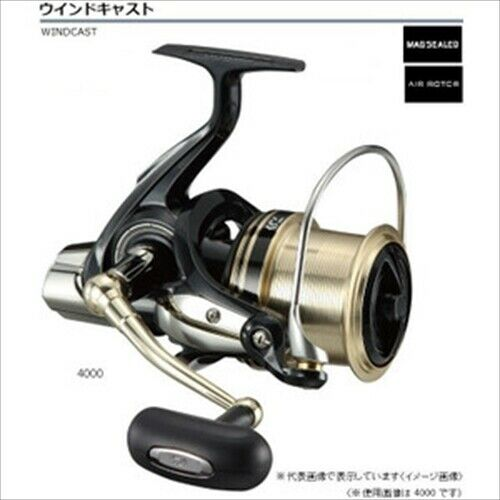 Daiwa Spinning Reel 17 Wind Cast 5000 F S From Japan