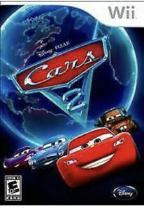 Cars 2: The Video Game - Nintendo Wii/wii U