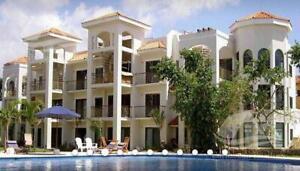 Departamento en renta en Riviera Maya Playa del Carmen Playacar Paseo del Sol