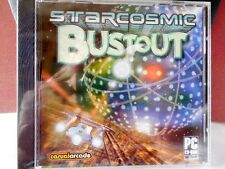 STARCOSMIC BUSTOUT - Space Fighter Pilot- PC Video Game Windows 98 / ME / XP