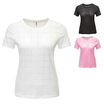 Only Donna T-shirt A Maniche Corte Shirt Stretch Basic Camicia Donna Shirt Color Mix Sale%-mostra Il Titolo Originale Il Massimo Della Convenienza