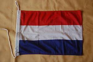 Niederlande-Bootsflagge-Bootsfahne-Boot-Flagge-Fahne
