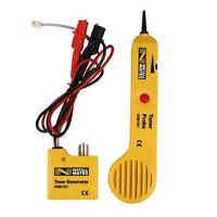 Tone Generator & Amplifier Probe Tool, Test Rj11 Cables, Individual Wires