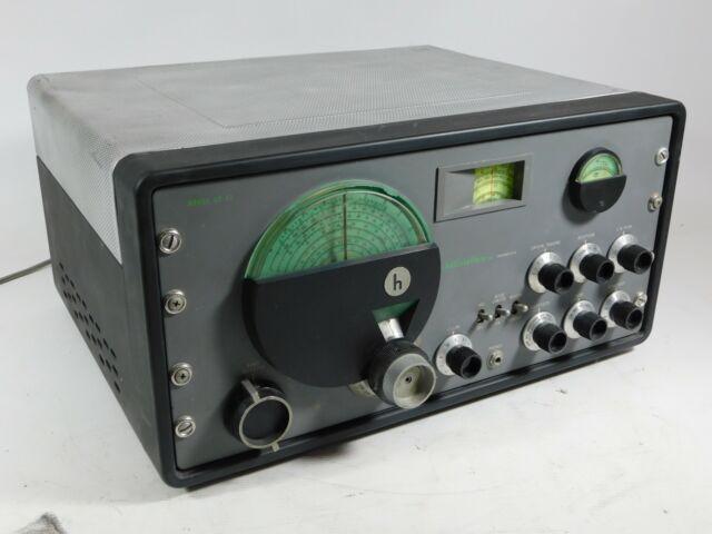 Vintage 1940s Hallicrafters Sx 42 Radio Receiver Tube Shortwave Ham Sx42 Sx 42 For Sale Online Ebay