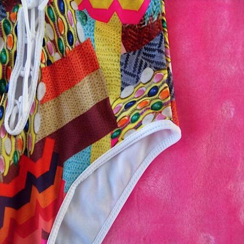 Costume da bagno Donna Intero Multicolore Woman Multicolor Swimsuit 550018 P