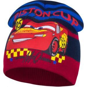 Piston Cup Champion Lightning McQueen Mütze Disney Pixar Cars  Kindermütze Rot