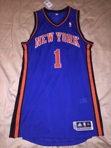 001ba0d55 Amar e Stoudemire Authentic New York Knicks Jersey Adidas Rev 30 ...