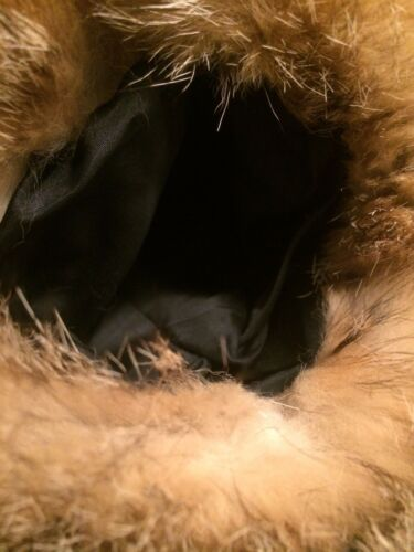 Real Beautiful Reduced Jacket Luxury Blue Fur M Size Amazing Fox Look w1xSqF4