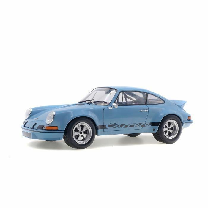 punto de venta de la marca SOLIDO Voiture miniature de de de collection 1 18ème Porsche 911 Rsr 2,8 Gulf 1973 - B  muchas concesiones