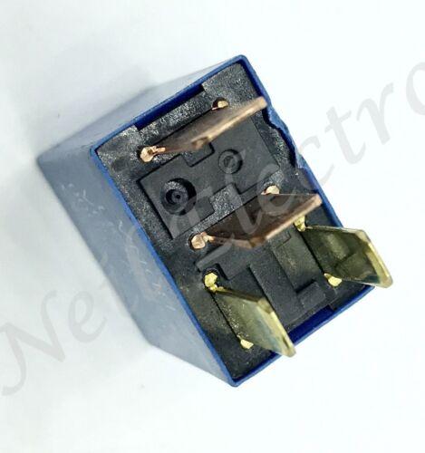 Hyundai /& Kia Genuine Multi-Use 4-Pin Blue Relay Omron 95224-2D000 12V 00-16