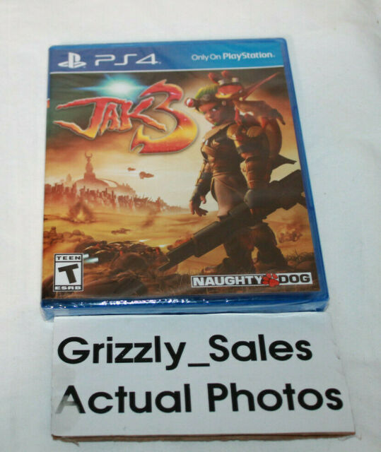 NEW Jak 3 Playstation4- PS4 -Canadian Seller-