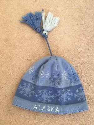 Alaska Boys Beanie Hat 5-10 Years As Effectively As A Fairy Does