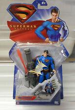 Superman Returns Bulletproof Superman Action Figure Mattel