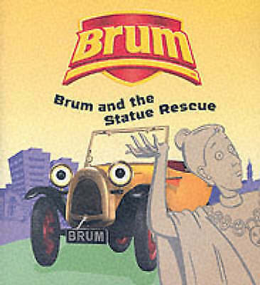 Good, Brum and the Statue Rescue, Dapre, Alan, Book