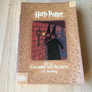 Details Sur Livre Harry Potter Et La Chambre Des Secrets Folio Junior Edition Collector