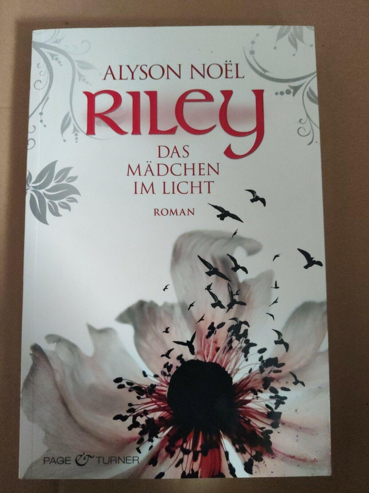 Alyson Noël Riley Das Mädchen im Licht 413