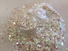 Bellissimi Glitter Regina della Neve per applicazioni in Acrilico & Gel