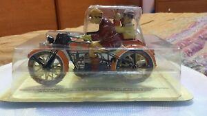 Rarissimo Modellino gioco in Latta Motocarrozzetta anni 60 da collezione