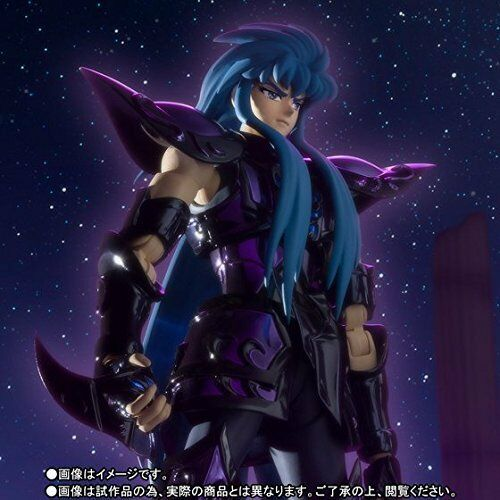 New Saint Cloth Myth EX Saint Seiya AQUARIUS CAMUS SURPLICE Ver Figure BANDAI