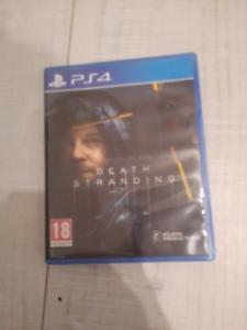 Death Stranding - Exclusivité PS4 - Version Française - Neuf