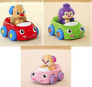 Fisher Price Laugh And Learn Car Pink Uk