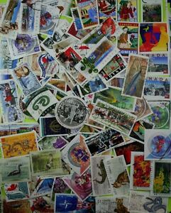 CANADA-Best-of-the-best-2000-different-stamp-collection-including-lots-recent