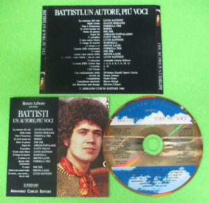 CD-Compilation-LUCIO-BATTISTI-UN-AUTORE-PIU-039-VOCI-Rokes-Dik-no-lp-mc-dvd-C26