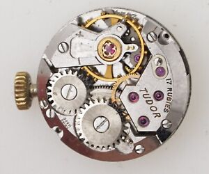 ROLEX-TUDOR-ROYAL-CALIBRE-2424-LADIES-WRISTWATCH-MOVEMENT-SPARES-OR-REPARES-W199