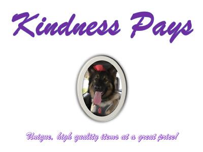 Kindness Pays