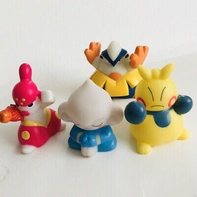 New Pokemon Figures Makuhita and Medicham Action Figure