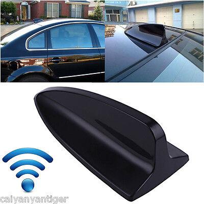Universal Auto Car SUV Roof Shark Fin Antenna Aerial FM//AM Radio Signal Hot TR