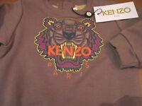 Pull Neuf Kenzo Cafe Le Tigre F Ou 18 Mois Prix 80 Euros