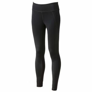4b0c1ab197515 Womens Tek Gear Core Essentials Shapewear Basic Yoga Leggings Size ...