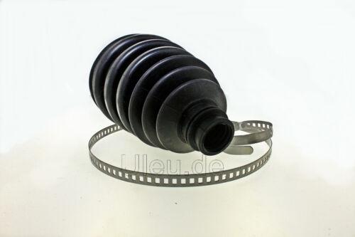 Universal Achsmanschette für Spreizer oder Kegel Stretch aus Gummi