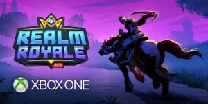 Realm Royale Close BETA Key /XBOX One ONLY /FAST DELIVERY 1-3 Minutes!!!