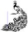 ANIMAL BIRD FLAMINGO MYLAR STENCIL HOME DECOR PAINTING WALL ART 125//190 MICRON