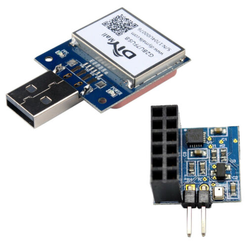 USB GPS Module AHRS Sensor Fan Control Circuit MPU9250+BMP280