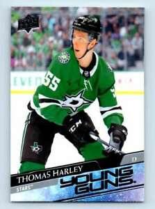 2020-21 Upper Deck Young Guns Thomas Harley RC * #227