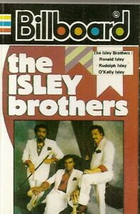 The-Isley-Brothers-Masterpieces-Import-Cassette-Tape