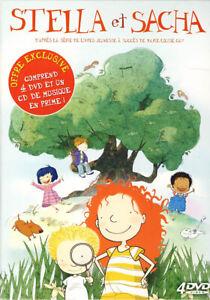 Stella-Et-Sacha-Stella-and-Sam-Collection-B-New-DVD